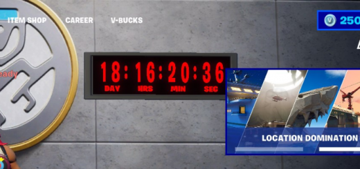 лобби 520x245 - Новые подробности ивента судный день в фортнайт