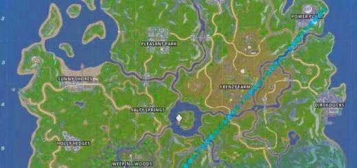 Карта 13 сезона была слита, но оказалась фейком