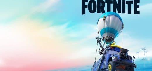 Изображение Фортнайт на PS4, первый тизер 13 сезона
