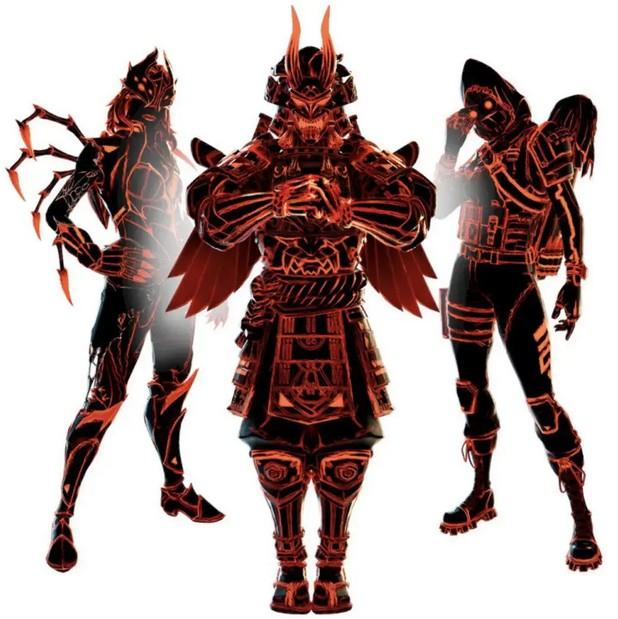 что известно о наборе Corrupted Legends 3 - Все, что известно о наборе Corrupted Legends