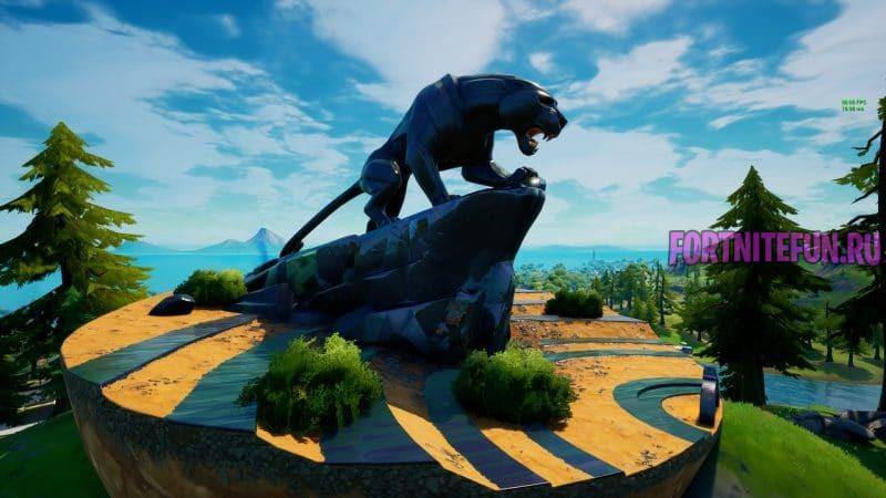 пантеры в фортнайт 2 800x450 - Угодья Пантеры (Panther's Prowl)