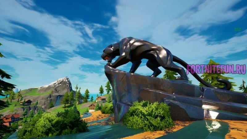 пантеры в фортнайт 800x450 - Угодья Пантеры (Panther's Prowl)