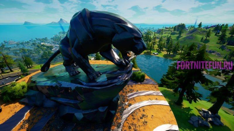 пантеры в фортнайт1 800x450 - Угодья Пантеры (Panther's Prowl)