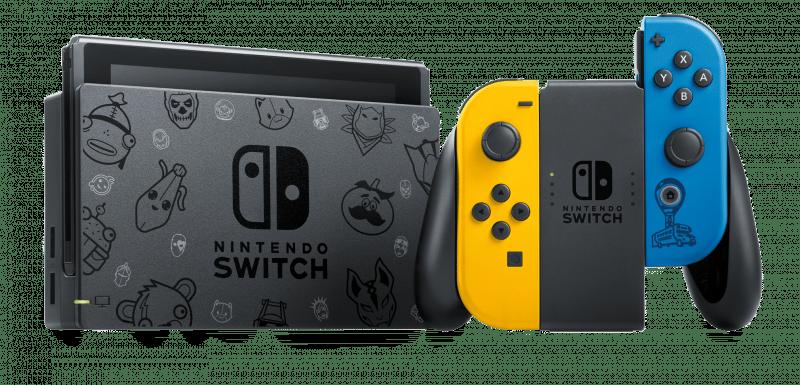 Nintendo Switch с фортнайт версией e1602625561176 800x385 - Информация обо всех наборах, слитых в 14.30