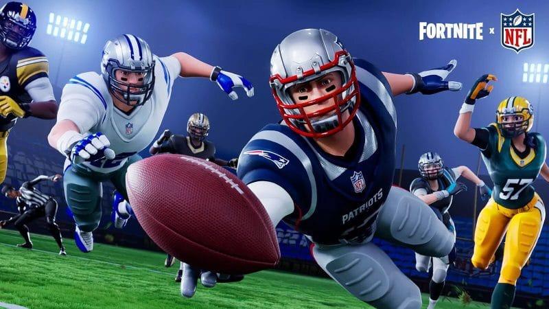 NFL в наборе Классная команда появились в магазине фортнайт 1 800x450 - Скины NFL 2020 появились в магазине фортнайт