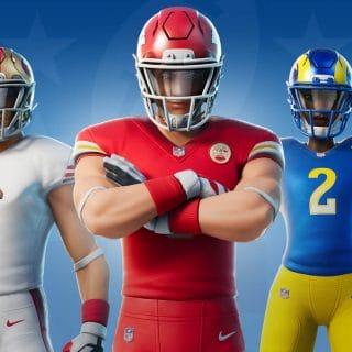 NFL в наборе Классная команда появились в магазине фортнайт 2 320x320 - Скины NFL 2020 появились в магазине фортнайт