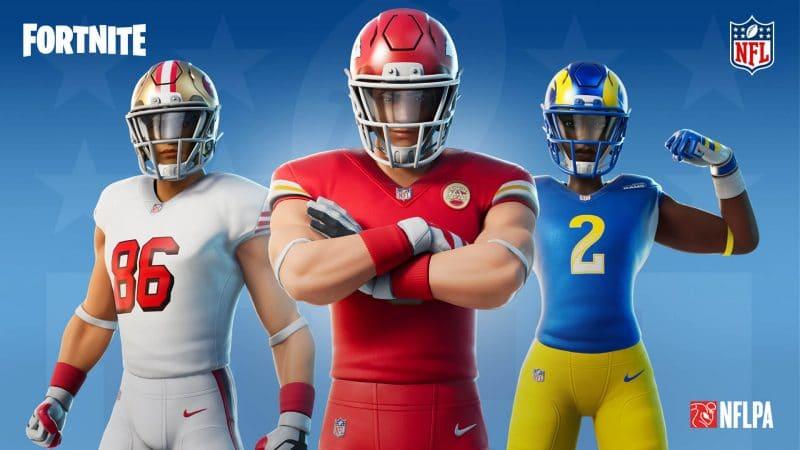 NFL в наборе Классная команда появились в магазине фортнайт 2 800x450 - Скины NFL 2020 появились в магазине фортнайт
