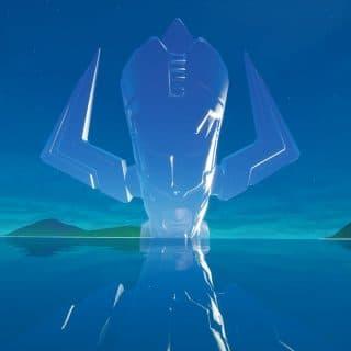 в небе фортнайт 320x320 - Скин Галактуса появился в файлах фортнайт