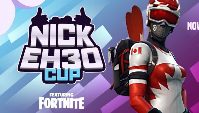 Fortnite Nick Eh 30 Cup 800x454 - Nick Eh 30 столкнулся со стримснайпингом на своем же турнире