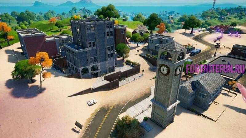 Колкие Башни Salty Towers фортнайт 2 800x450 - Колкие Башни (Salty Towers)
