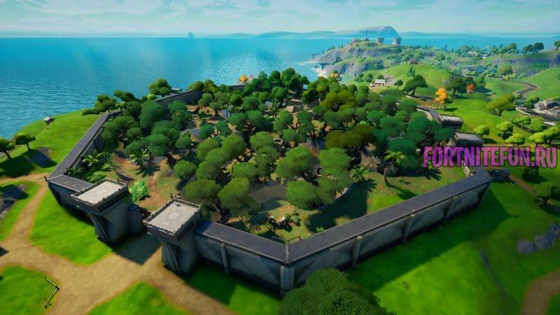 Тайная Твердыня Stealthy Stronghold фортнайт 5 800x450 - Тайная Твердыня (Stealthy Stronghold)