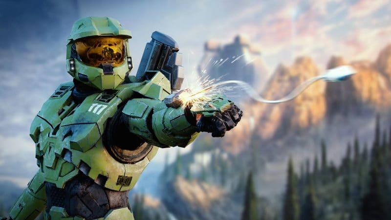 Чиф из halo в фортнайт 800x450 - В фортнайт добавят скин Мастера Чифа из Halo