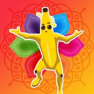 """Танец Урожая для Android с подарком за участие в фортнайт 320x320 - Турнир """"Танец Урожая"""" для Android в фортнайт"""