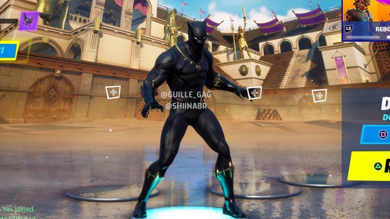 Пантера Капитан Марвел и Таскмастер появятся в бандл фортнайт 2 800x450 - Черная Пантера, Капитан Марвел и Таскмастер появятся в магазине фортнайт в бандле
