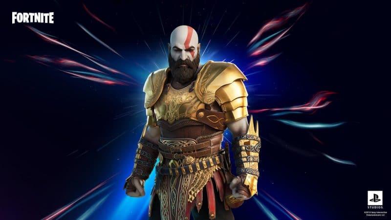 стиль для кратоса в фортнайт 800x450 - Кратос из игры God of War появился в магазине фортнайт