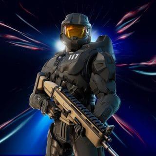 стиль мастера чифа в фортнайт 320x320 - Мастер Чиф из Halo уже в магазине фортнайт