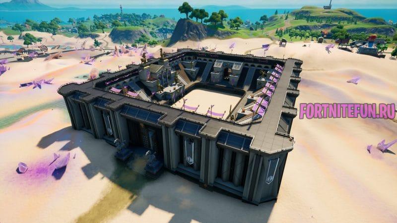 Колоссальный Колизей Colossal Coliseum фортнайт 4 800x450 - Колоссальный Колизей (Colossal Coliseum)