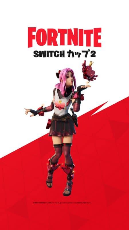 "скин Lovely станет призом за турнир Nintendo Switch 1 450x800 - Новый скин ""Lovely"" станет призом за турнир Nintendo Switch"