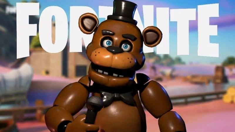 из Five Nights at Freddys появится в фортнайт 800x451 - Персонаж из Five Nights at Freddy's появится в фортнайт