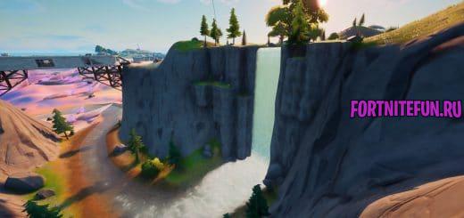 Панорамную площадку Великий водопад и Высокую гору 4 520x245 - Эпические испытания 12-й недели в фортнайт — чит-карты и прохождение