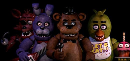 951198 520x245 - Five Nights at Freddy's в фортнайт не будет