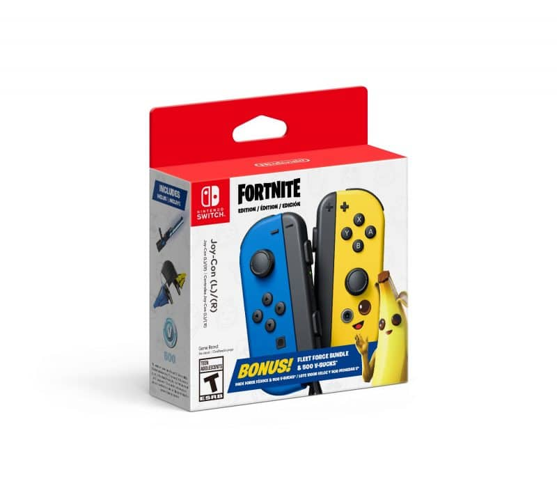 "Fleet Force для Nintendo Switch 1 800x711 - Набор ""Fleet Force"" для фортнайт от Nintendo Switch"