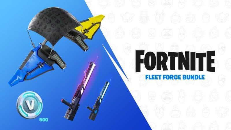 "Fleet Force для Nintendo Switch 800x450 - Набор ""Fleet Force"" для фортнайт от Nintendo Switch"