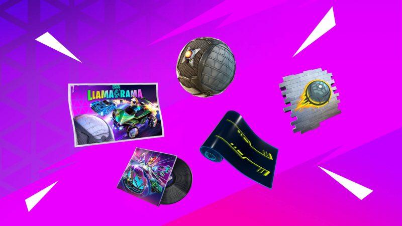Llama Rama награды и испытания в Фортнайт и Rocket League 800x450 - Событие Llama-Rama: награды и испытания в Фортнайт и Rocket League