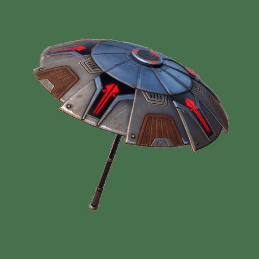 1 - Зонтик 16 сезона фортнайт