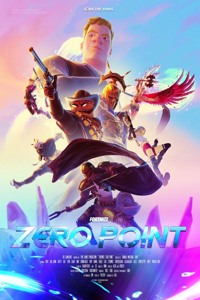 fortnite zero point art - Начало сюжета 15 сезона: Эпицентр в фортнайт начал меняться