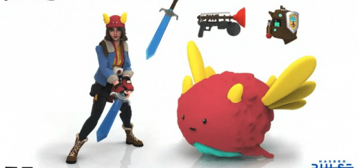 Фигурки фортнайт от Hasbro: Мяускул, Греза, акула и Мидас