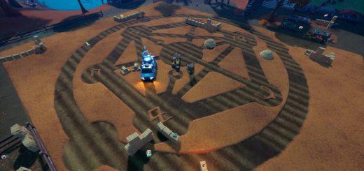 поле фортнайт появились странные символы 1 520x245 - На поле фортнайт появились странные символы