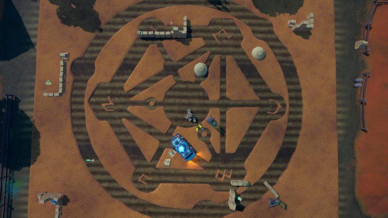 поле фортнайт появились странные символы 3 800x450 - На поле фортнайт появились странные символы