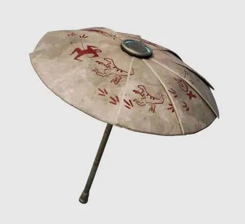 зонтик за режим с модификацией вертолета - Новый зонтик за режим с модификацией вертолета