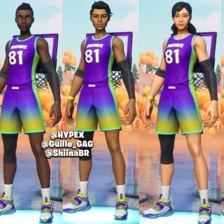 скинов баскетбольного ивента НБА в фортнайт 2 320x320 - Сливы скинов баскетбольного ивента НБА в фортнайт