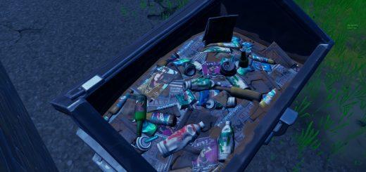 Свифт нашли в мусорном баке фортнайт 520x245 - Тейлор Свифт нашли в мусорном баке фортнайт