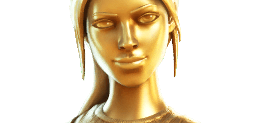transparent 512x245 - Золотая Лара Крофт в фортнайт / Как получить золотой стиль