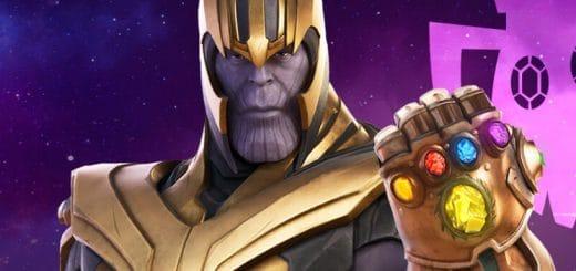 Таноса скоро появится в магазине фортнайт 520x245 - Скин Таноса скоро появится в магазине фортнайт