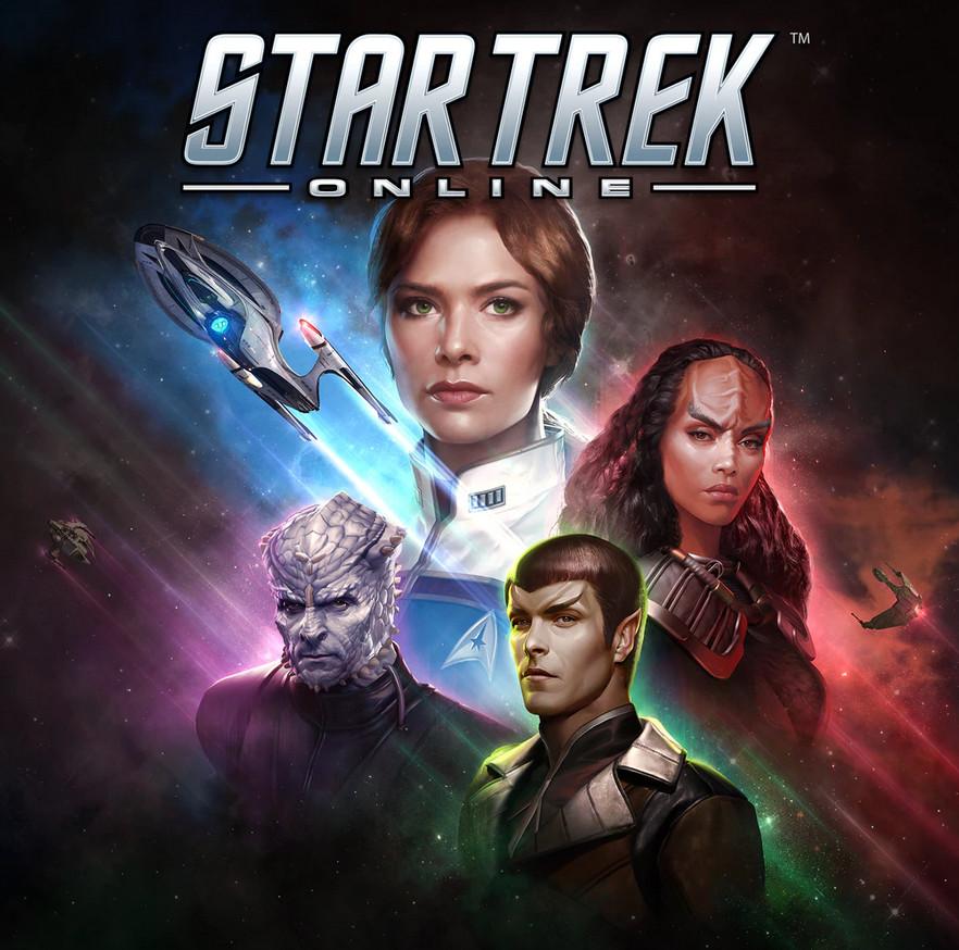 путь star track в фортнайт - Коллаборация со Star Trek в 17 сезоне фортнайт