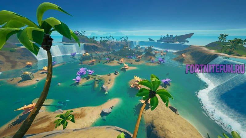 Fortnite Screenshot 2021.06.12 18.26.34 800x450 - Коралловая Крепость будет разрушена в 17 сезоне фортнайт