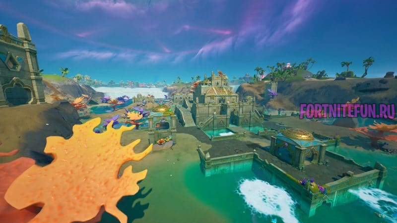 Fortnite Screenshot 2021.06.12 18.27.03 800x450 - Коралловая Крепость будет разрушена в 17 сезоне фортнайт