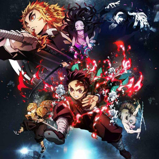 Demon Slayer - Фортнайт начали сотрудничать с издателем культового аниме: Наруто, Dragon Ball, Demon Slayer