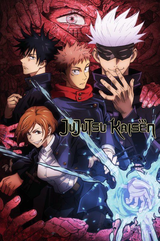Jujutsu Kaisen 533x800 - Фортнайт начали сотрудничать с издателем культового аниме: Наруто, Dragon Ball, Demon Slayer