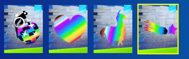 pride - Сливы фортнайт v17.20 — Все скины и другие косметические предметы
