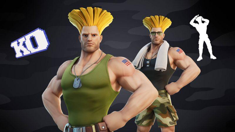 и Гайл из Street Fighter в фортнайт скины и турнир 1 800x450 - Кэмми и Гайл из Street Fighter в фортнайт: скины и турнир