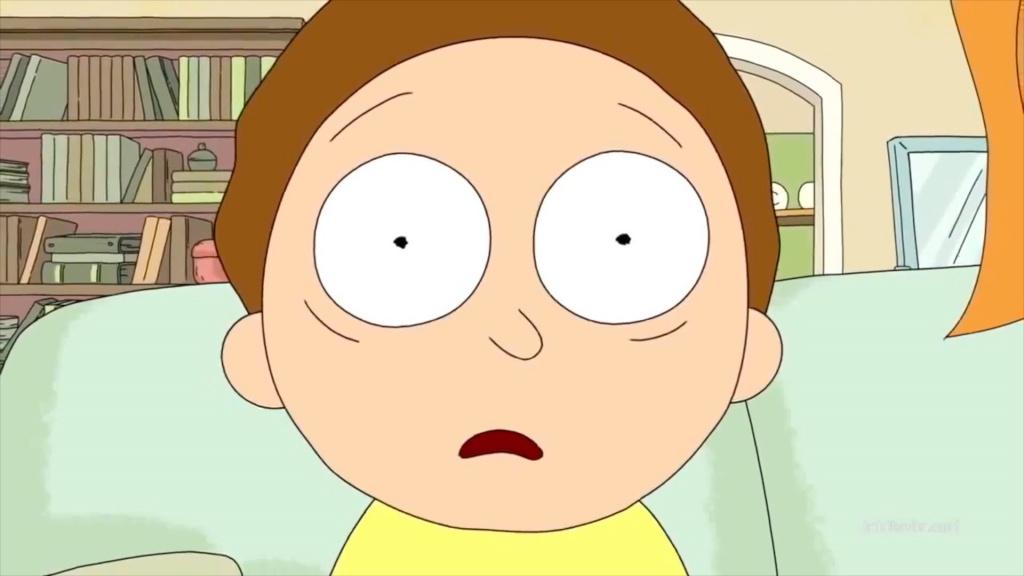 """.jpg - Скин Морти из сериала """"Рик и Морти"""" в фортнайт"""