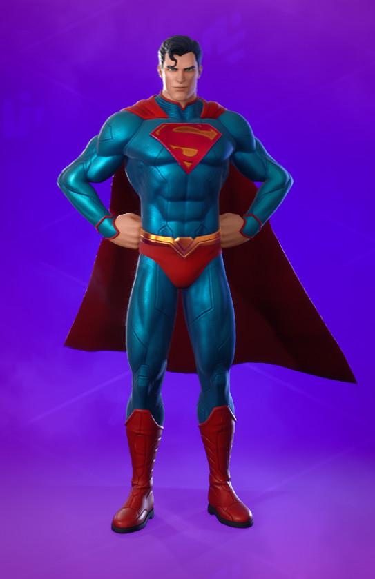 супермена в фортнайт - Как получить секретный скин Супермена в фортнайт? Испытания Кларка Кента - прохождение