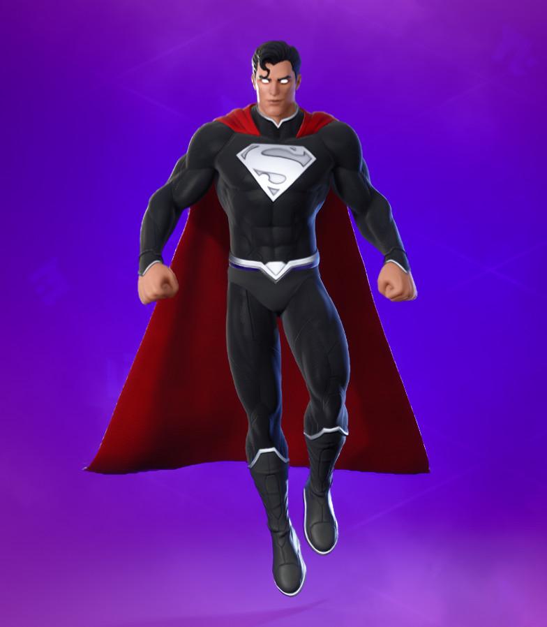 Кларк Кент Тень - Как получить секретный скин Супермена в фортнайт? Испытания Кларка Кента - прохождение