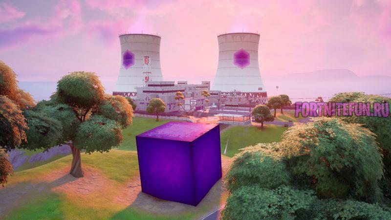 Градирен вышел новый фиолетовый куб и он не похож на других 3 800x450 - Из Градирен вышел новый фиолетовый куб и он не похож на других