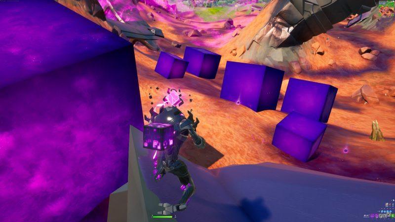 Фиолетового куба возле Пляжа Прибытия появились дети 1 800x450 - У Фиолетового куба возле Пляжа Прибытия появились дети!